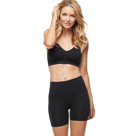 Essentials by Tummy Tank Seamless Shaping Short ()