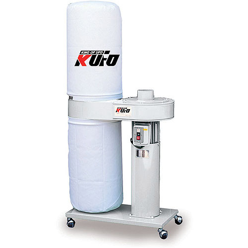 Kufo Seco 1 HP 696 CFM Vertical Bag Area/Spot Dust Collector