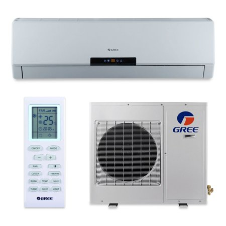 Gree NEO09HP230V1A - 9,000 BTU 22 SEER NEO Wall Mount Ductless Mini Split Air Conditioner Heat Pump