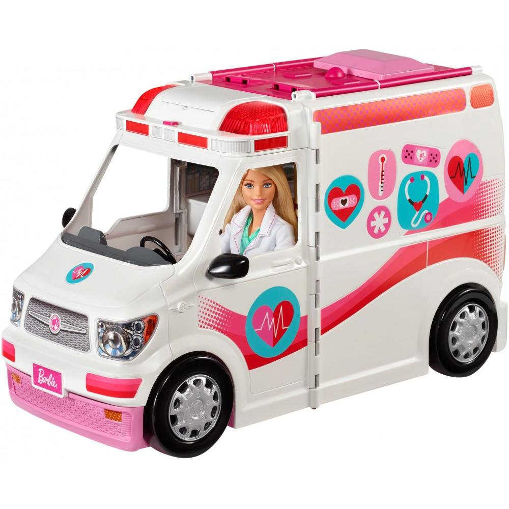 Barbie Care Clinic 2-in-1 Fun Playset for Ages 3Y+ by Barbie