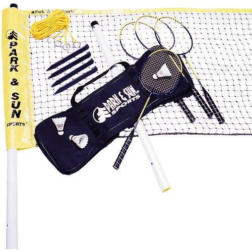 Park & Sun Badminton Tournament Set
