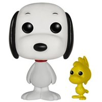 FUNKO POP! TELEVISION: PEANUTS - SNOOPY & WOODSTOCK