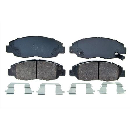 Honda Civic Front Brake Pad (ZD465A CeRAMic Front Brake Pads - Honda Civic Sir 2004)