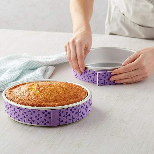 Hot Cake Pan Strips Bake Even Strip Belt Bake Even Bake Tool Level Cake Baking