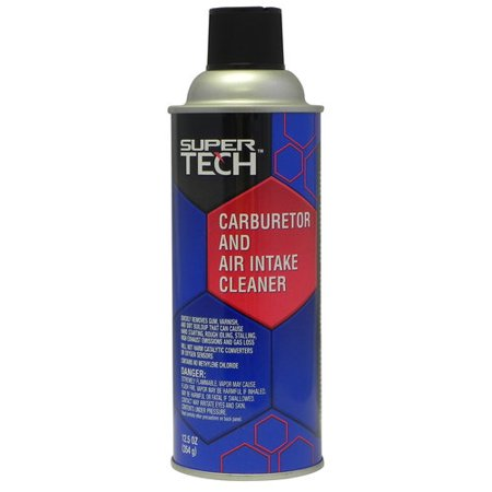 Super Tech VOC-Compliant Carb and Air Intake Cleaner