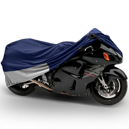 Motorcycle Bike Cover Travel Dust Storage Cover For Kawasaki Ninja ZX 14  ZX14