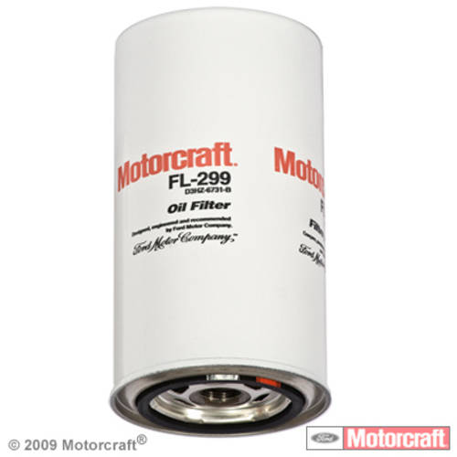 Motorcraft Engine Oil Filter, MTCFL 299