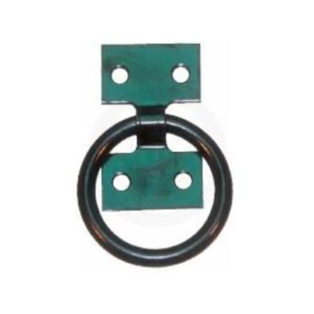 Erickson 09113 4 Bolt Surface Mount Tie Down Ring -