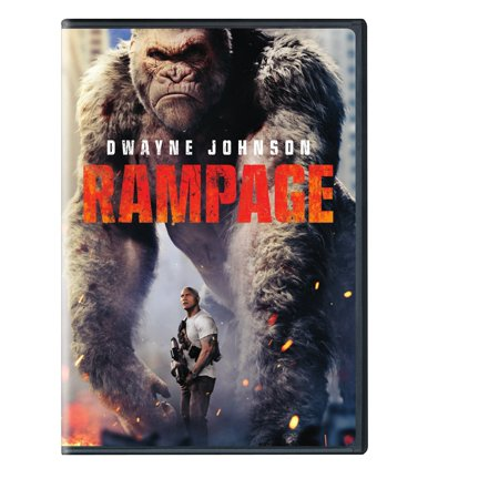 Movies In Morgan Hill (Rampage (DVD))