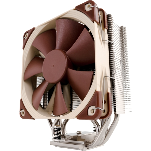 Noctua NH-U12S Noctua NH-U12S Cooling Fan/Heatsink - 1 x 25 mm - 1500 rpm - SSO2 Bearing - Socket R LGA-2011, Socket H LGA-1156, Socket H2 LGA-1155, Socket H3 LGA-1150, Socket AM2 PGA-940, Socket AM2+