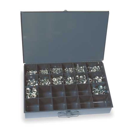 Titan Fasteners Keps Nut With External Tooth Washer Hex Locknut Assortment 4FAE8