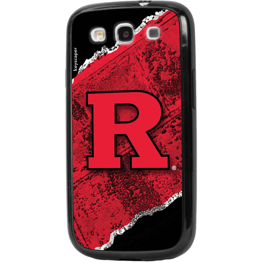 Rutgers Scarlet Knights Galaxy S3 Bumper Case