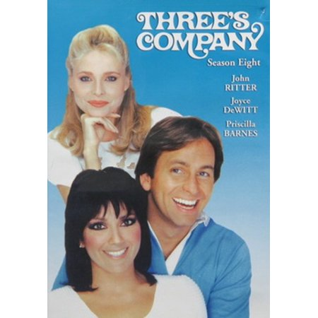 Three's Company: Season Eight (DVD) ()