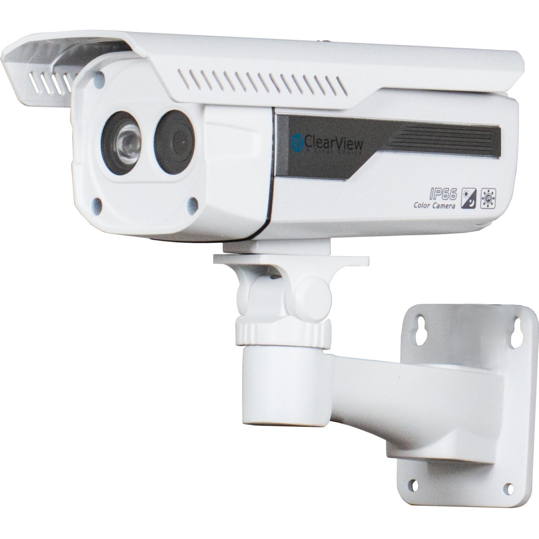 Clearview 1.3 Megapixel Surveillance Camera - Color, Monochrome - 165 Ft - 1280 X 7203.60 Mm - Cmos - Cable - Box (hd1b50)