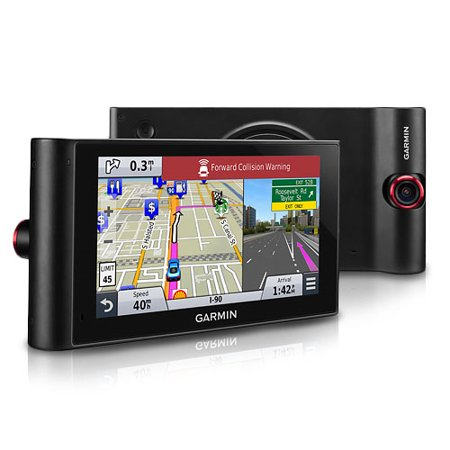 Garmin 010 N1378 01 Refurbished Nuvicam Lmthd 6  Gps Navigator With Built In Dash Cam  Bluetooth   Free Lifetime Maps   Traffic Updates