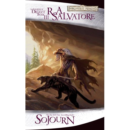Sojourn : The Legend of Drizzt, Book III
