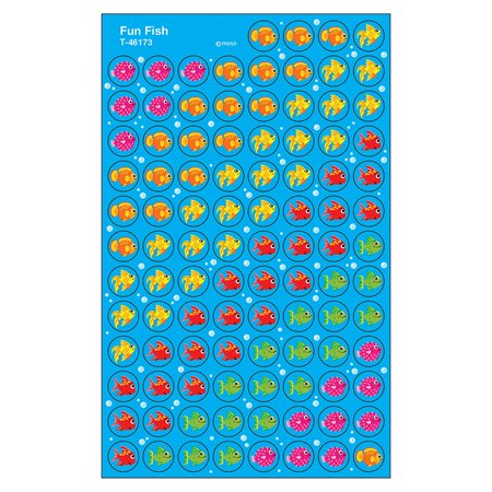 - SUPERSPOTS STICKERS FUN FISH