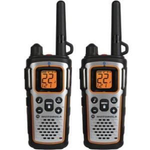 Motorola MU350R - 35 Mile Range Bluetooth Talkabout 2-Way Radio, PAIR