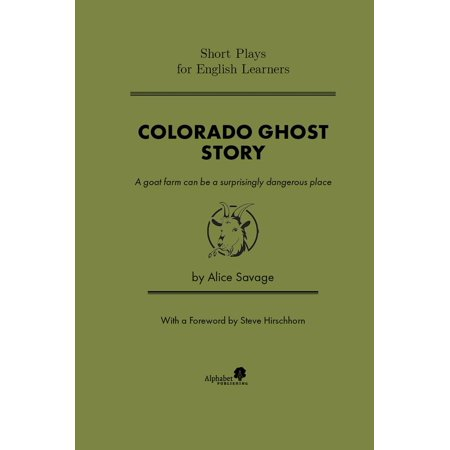 Colorado Ghost Story - eBook (A Very Short Ghost Story In English)