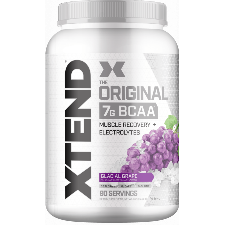 Scivation Xtend BCAA Powder, Branched Chain Amino Acids, 7g BCAAs, Glacial Grape, 90 (1 Amino 2 Naphthol 4 Sulfonic Acid Msds)