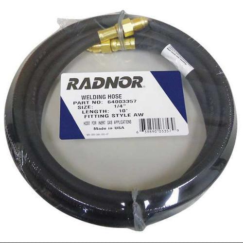 RADNOR RAD64003358 Inert Gas Hose,1/4 dia,25 ft, G8575917