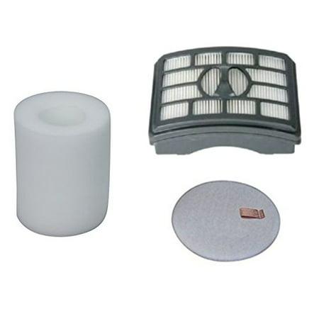 Shark NV500 HEPA, Foam & Felt Filter Set, Fits Rotator Professional Lift-Away NV500, NV501, NV502, NV503, NV520, UV560 Vacuums Part # XFF500 &.., By Best Vacuum