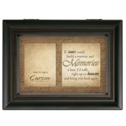 Carson Home Accents Tears Memories Decorative Box