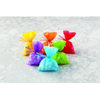 Wilton Solid Color Party Mini Treat Bag, Multicolor 50-Count, Pack of 2
