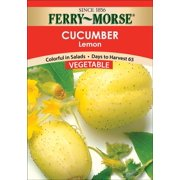 Ferry Morse Fm Foil Cucumber Lemon