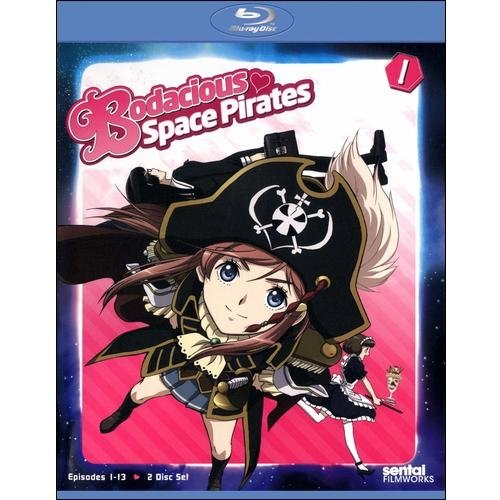 Bodacious Space Pirates: Collection 1 (Blu-ray)