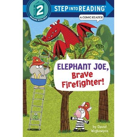 Elephant Joe, Brave Firefighter! - Brave Elephants