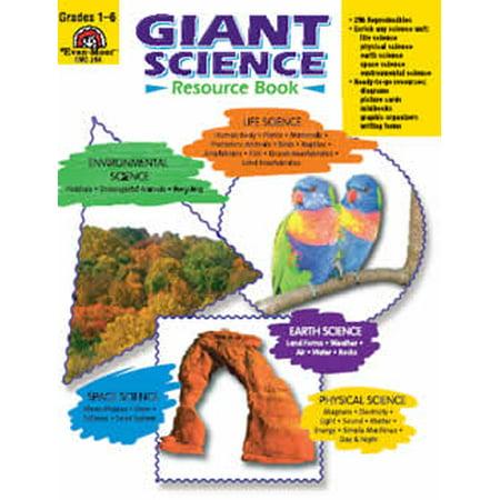 Giant Science Resource Book  Grades 1 6 Teacher Resource Book