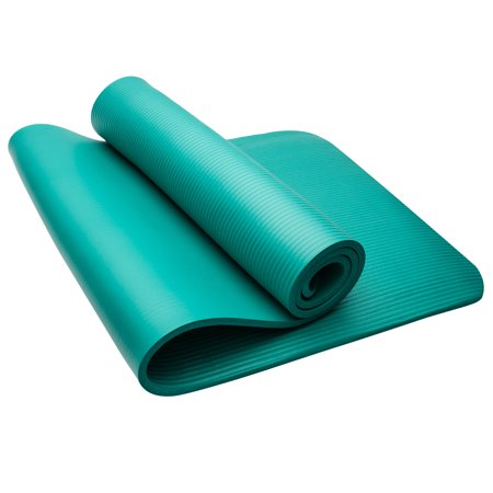 new release limpid in sight top-rated quality Flo 360 10mm approx. 1/2 in. - Thick Foam High Density Yoga ...