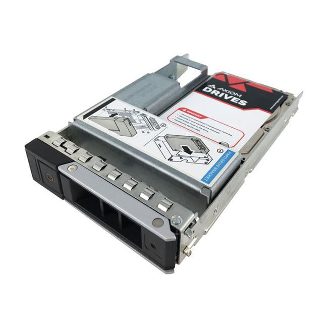 "Axiom Enterprise - Hard drive - 900 GB - hot-swap - 2.5"" LFF (in 3.5"" carrier) - SAS 12Gb/s - 15000 rpm - buffer: 128 MB - for Dell EMC PowerEdge C6420 (3.5""), R640 (3.5""), R740 (3.5""), R740xd (3.5"")"