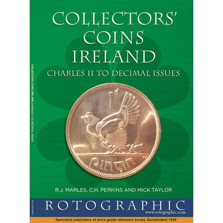 Collectors' Coins Ireland 1660 - 2000 (2015 edition) - eBook 2000 Collectors Club