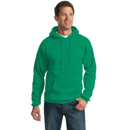 Port & Company® Tall Essential Fleece Pullover Hooded Sweatshirt. Pc90ht Kelly - image 1 de 1