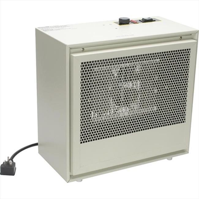 TekSupply 105809 Dual Heat Fan-Forced Portable Heater