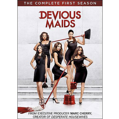Devious Maids: The Complete First Season (Widescreen)