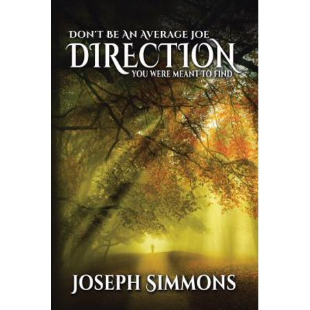 Don't Be an Average Joe Direction - eBook