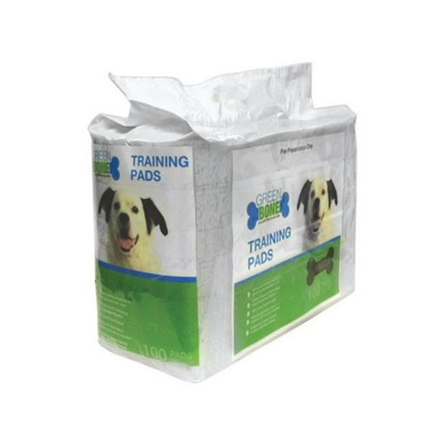 Greenbone 13413 NonBio Disposable Pet Waste Pads -