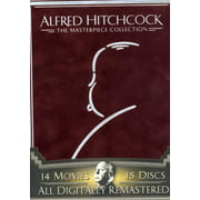 Alfred Hitchcock: The Masterpiece Collection (14 Films) by UNIVERSAL HOME ENTERTAINMENT