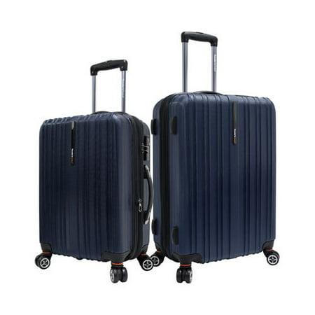 Tasmania Polycarbonate 2-Piece Spinner Luggage