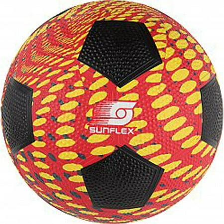 (Extreme Splash Soccer Ball, Red)