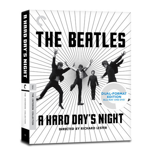 A Hard Day's Night (Criterion Collection) (Blu-ray) (1964)