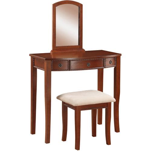 Linon Vanity Set: Linon Home Decor Products Molly Vanity Set