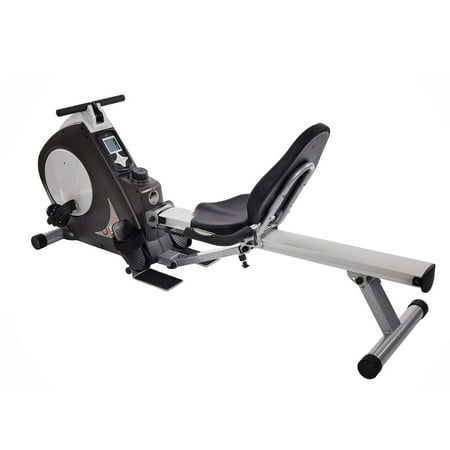 Stamina Fitness Conversion 2 in 1 Recumbent Bike and Rower Exercise Machine