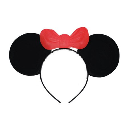 Headband Minnie Mouse Ears Child Adult Costume Accessory Headwear - Minnie Mouse Headbands