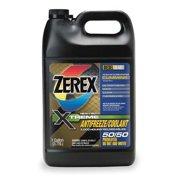 ZEREX ZXPCRU1 Antifrz/Coolant, HD Pre-Charged RTU, 1 gal