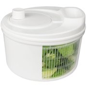 Best Salad Spinners - GreenCo Easy Spin Manual Salad Spinner, 3.2-Quart Review