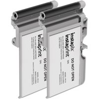 Minolta IPC20 All-In-One Mini Paper+Ink Cartridge for instapix and instaprint Devices (20 Sheets)